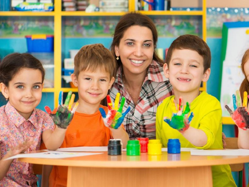 The Indiana Montessori Pre-school